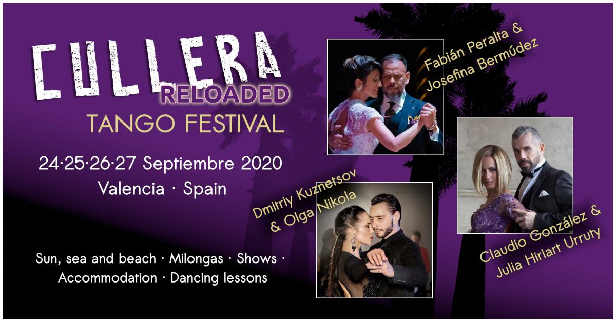 Cullera Tango Festival 2020